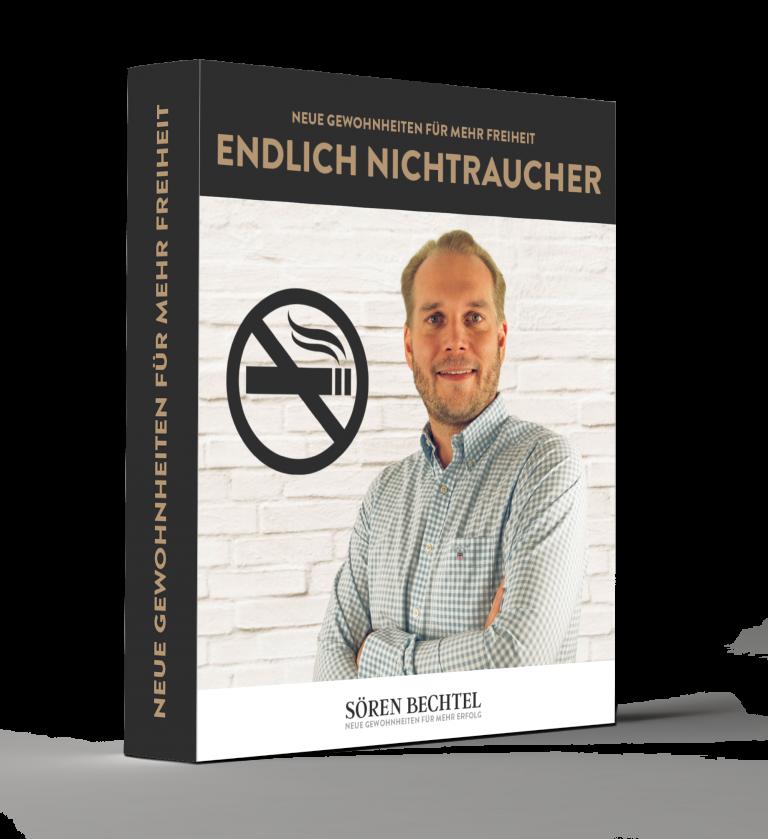 Sören Bechtel – NEUE GEWOHNHEITEN FÜR MEHR FREIHEIT – Endlich Nichtraucher!